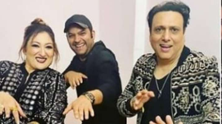 Inside videos and photos from Govinda's 57th birthday
