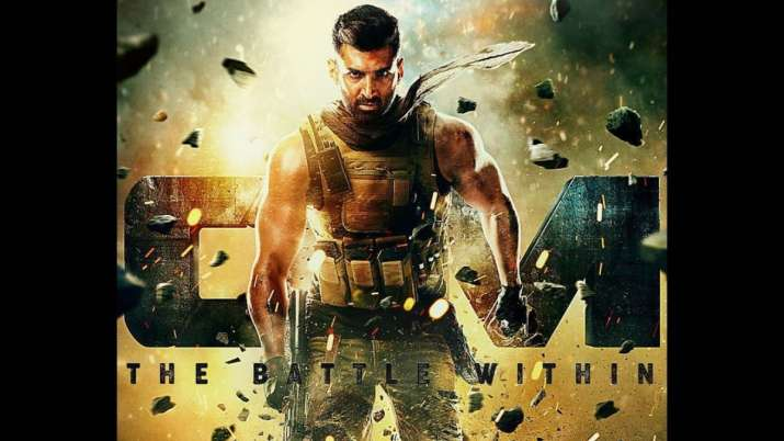 Aditya Roy Kapur drops first look from Sanjana Sanghi starrer action-thriller Om: The Battle Within