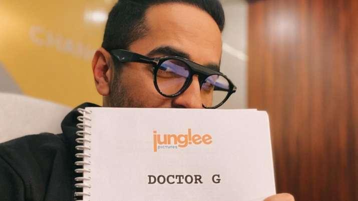 Ayushmann Khurrana announces new film Doctor G