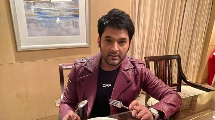 Kapil Sharma craves for 'pranthas with butter,' shares unhappy picture with his salad