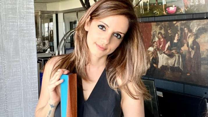 Sussanne Khan squashes rumours of getting arrested at Mumbai club