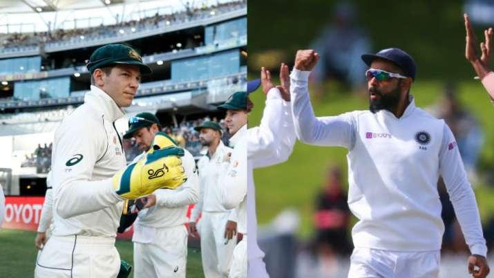 Live Cricket Score India Vs Australia 1st Test Live Updates From Adelaide News Chant
