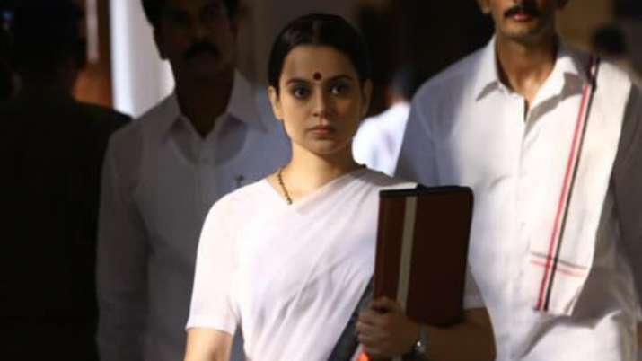 Kangana Ranaut remembers J Jayalalithaa on death anniversary