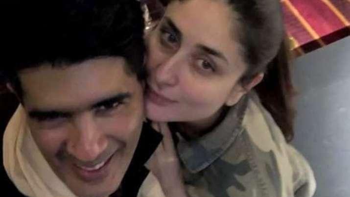 Kareena Kapoor Khan shares cute selfie with Manish Malhotra on his birthday