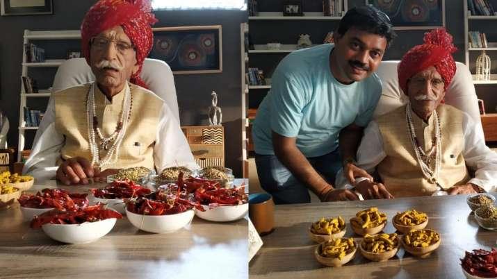 Filmmaker Prabhakar Shukla, Mahashay Dharmpal Gulati