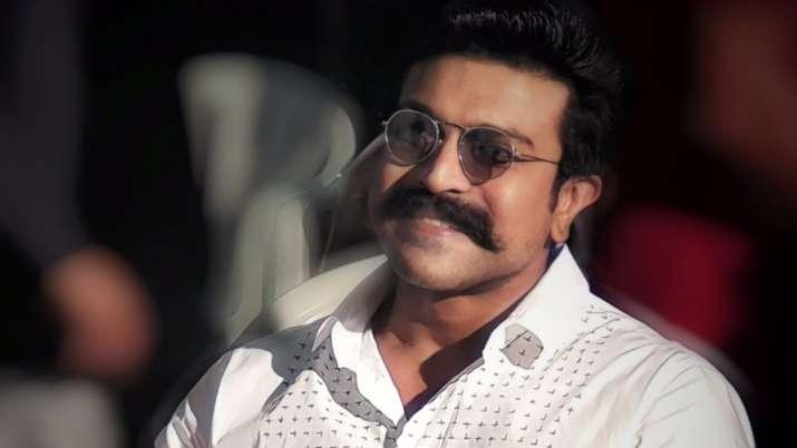 RRR actor Ram Charan tests COVID19 positive