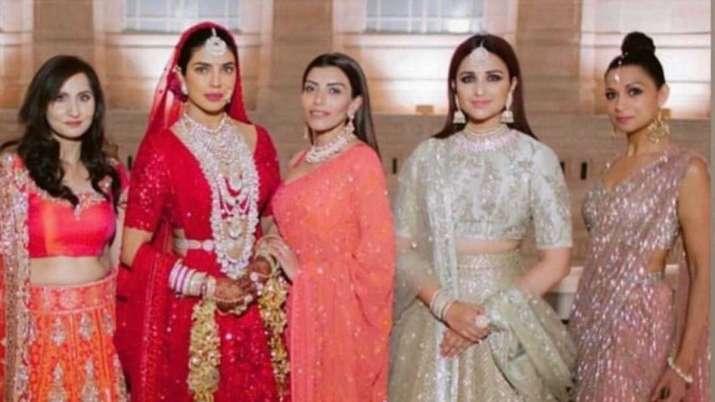 Parineeti Chopra, Priyanka Chopra Jonas