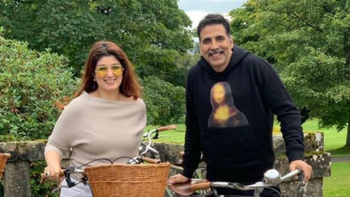 Akshay Kumar's cutest birthday wish for wife Twinkle Khanna