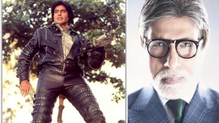 Amitabh Bachchan, Michael Jackson