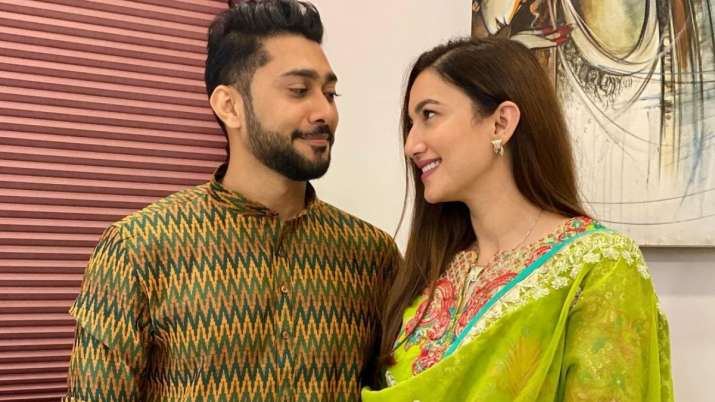 Gauahar Khan reacts to 12 years age-gap with beau Zaid Darbar