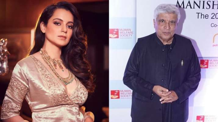 Cops asked to probe Javed Akhtar's defamation plaint against Kangana Ranaut