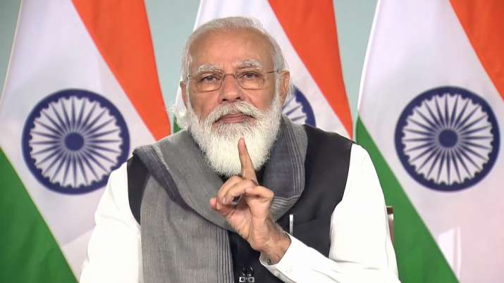 PM Modi says mobile technology to be used for COVID-19 vaccination drive