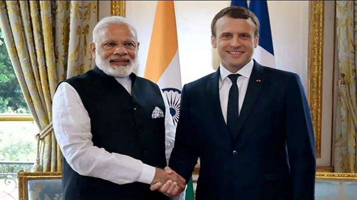 PM Modi speaks to Emmanuel Macron, extends support to France in fight against terrorism
