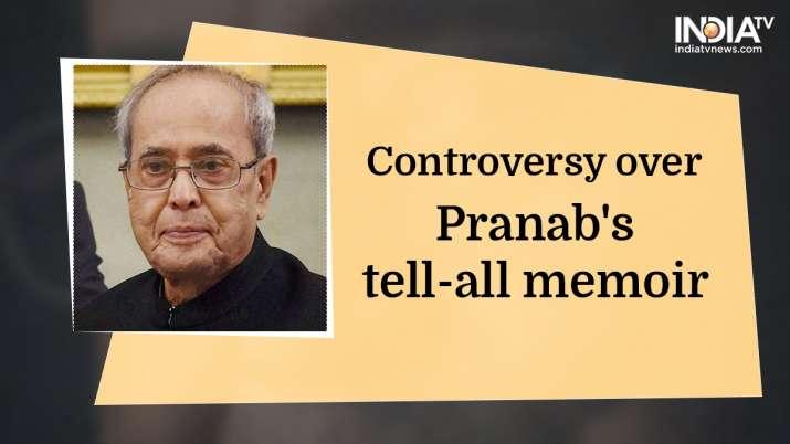 pranab mukherjee new book, presidential years, abhijit mukherjee, sharmistha mukherjee