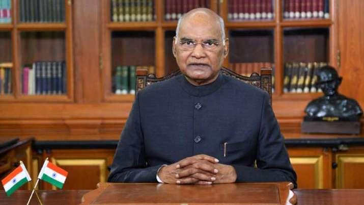New Year 2021, Ram Nath Kovind, President Kovind