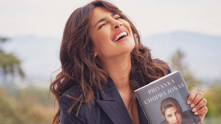 Priyanka Chopra can't wait for the first copy of her book 'Unfinished,' shares an update for fans