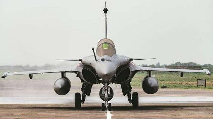 India Tv - Rafale joins IAF
