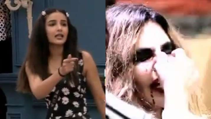 Bigg Boss 14: Rakhi Sawant blames Jasmin Bhasin for breaking her nose post ugly fight. Watch video