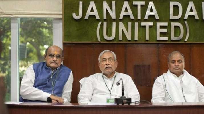 Nitish Kumar's close confidant RCP Singh becomes new JD(U) president