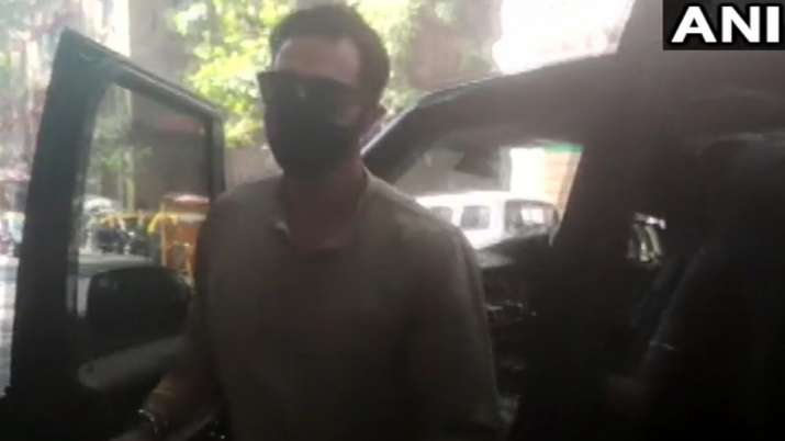 Arjun Rampal appears before NCB for questioning in Bollywood drug case