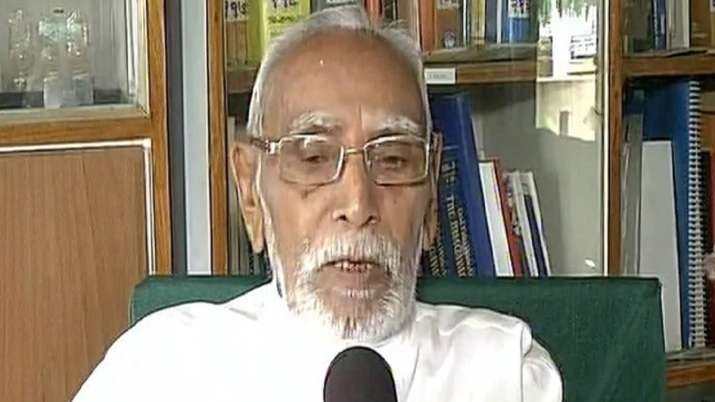 RSS ideologue, MG Vaidya, dies, Nagpur, Maharashtra