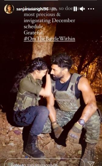 India Tv - Sanjana's post