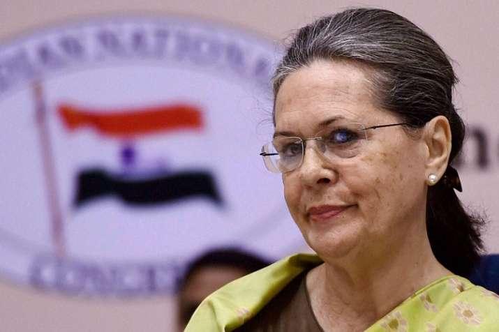Congress wants Sonia Gandhi's biography in Telangana's school syllabus, writes to CM KCR