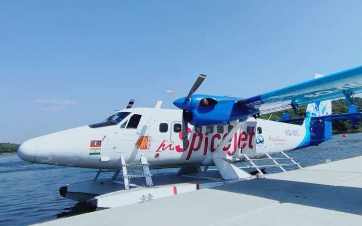 SpiceJet seaplane flights