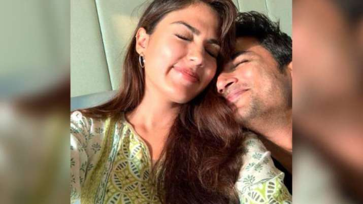 Sushant Singh Rajput, Rhea Chakraborty top Most Searched Personality list male, female for 2020