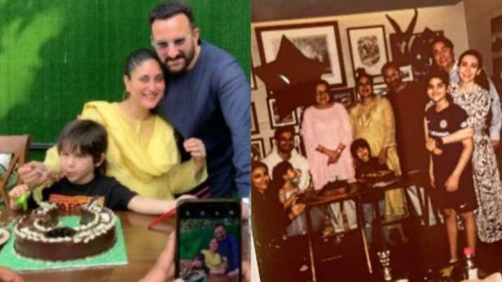 Taimur Ali Khan Birthday: Mom Kareena hosts a mini-birthday bash for little munchkin