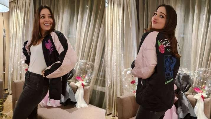 Happy Birthday Tamannaah Bhatia: Take a sneak peek of her birthday celebrations