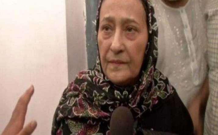 Azam Khan's wife released