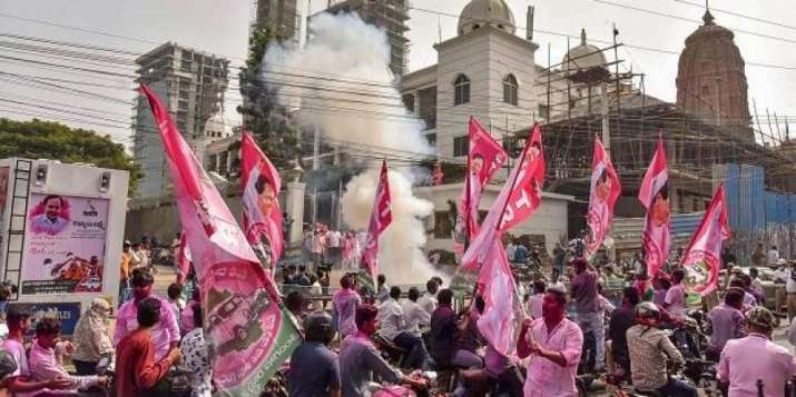 GHMC Mayoral election: TRS may need support of others to win