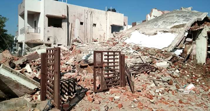 gujarat explosion