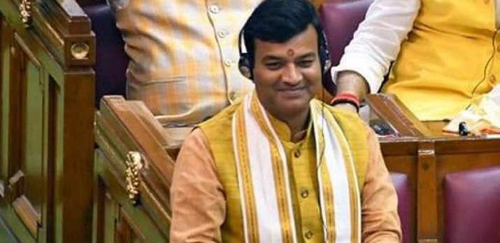 UP Minister Anand Swarup Shukla, Maulana Abul Kalam Azad