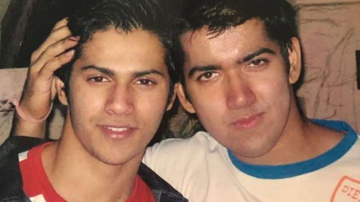 Varun Dhawan's adorable birthday wish for brother: God sends one angel, you're mine