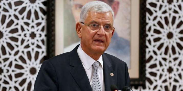 Volkan Bozkir, President of the 75th session of the UN General Assembly (UNGA)