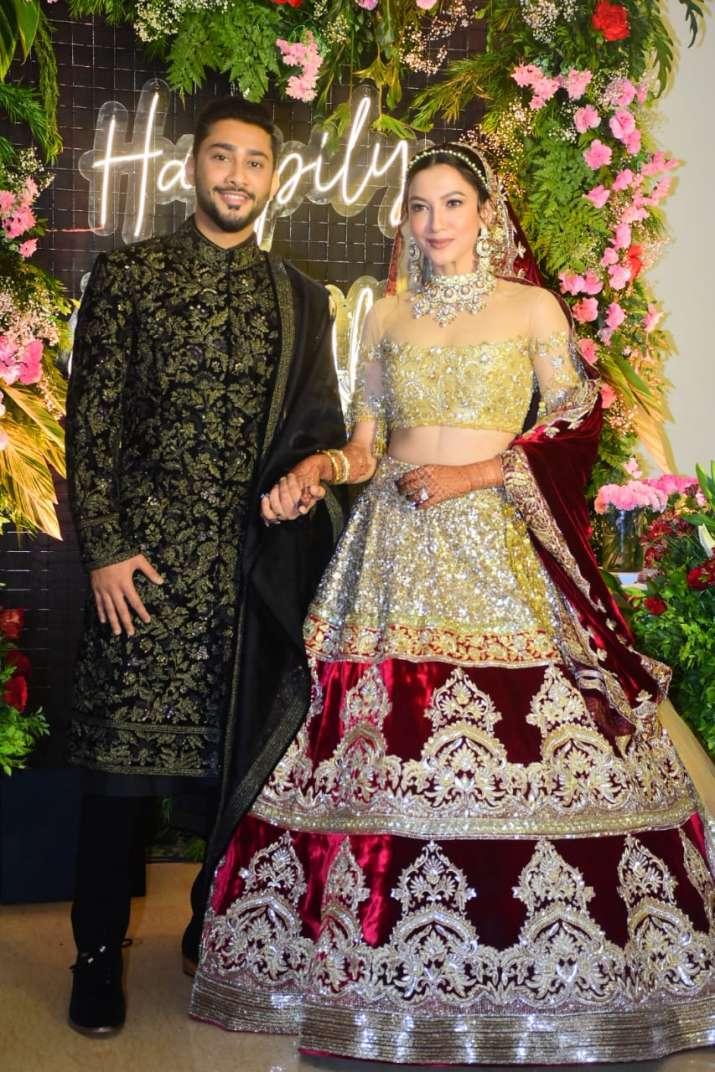 India Tv - Gauahar Khan, Zaid Darbar