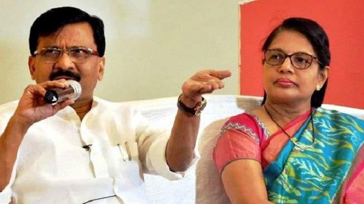 Sanjay Raut,PMC Bank fraud,Varsha Raut,Varsha Raut News,Sanjay Raut News,PMC fraud