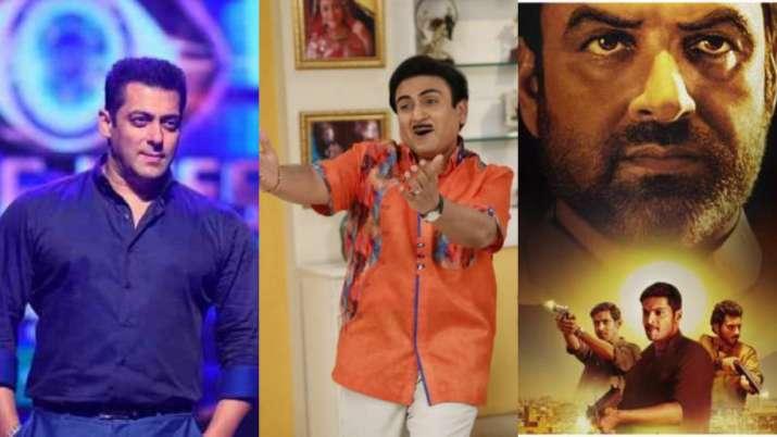 Taarak Mehta Ka Ooltah Chashmah tops Most searched Movies & TV Shows 2020 list, beats Bigg Boss and