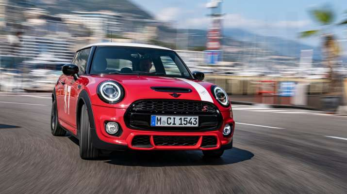 BMW launches MINI Paddy Hopkirk Edition in India