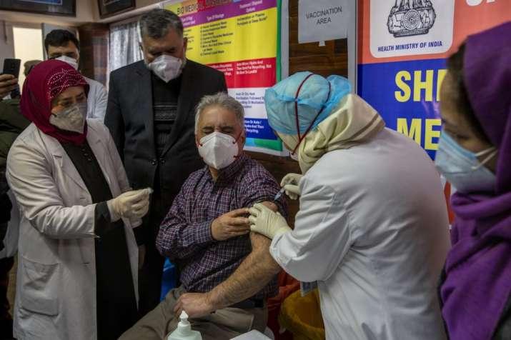 India Tv - India vaccination day 2, coronavirus vaccination day 2, vaccine, vaccination covid, health ministry,