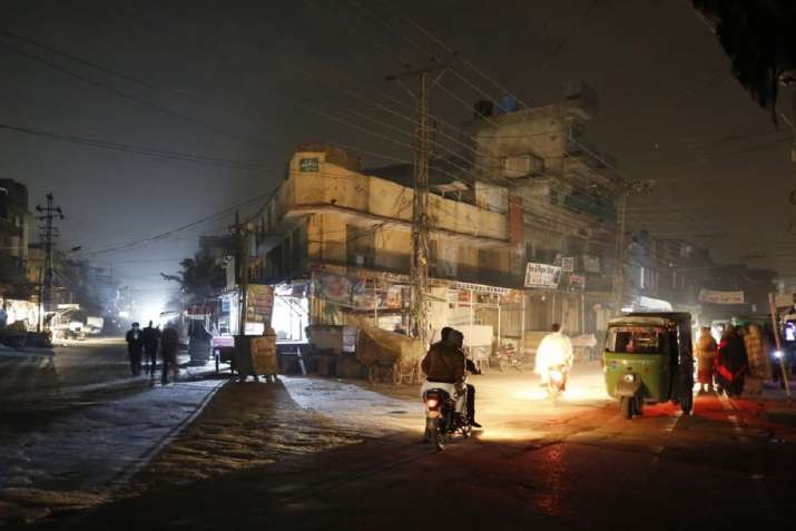 pakistan power outage