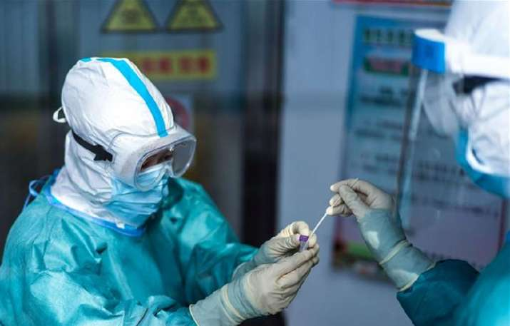 new coronavirus strain India