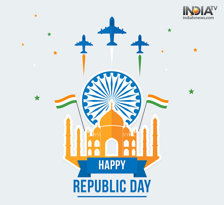 India Tv - Republic Day 2021 WhatsApp and Facebook HD Images: