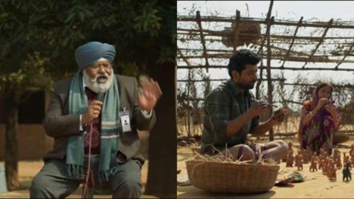 Vineet Kumar Singh starrer 'Aadhaar' shows struggle of a common man from village. Watch trailer