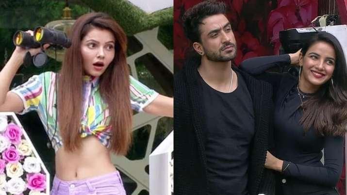 Bigg Boss 14: Rubina Dilaik to Jasmin Bhasin, are scenes chopped to sanitise image of certain stars?