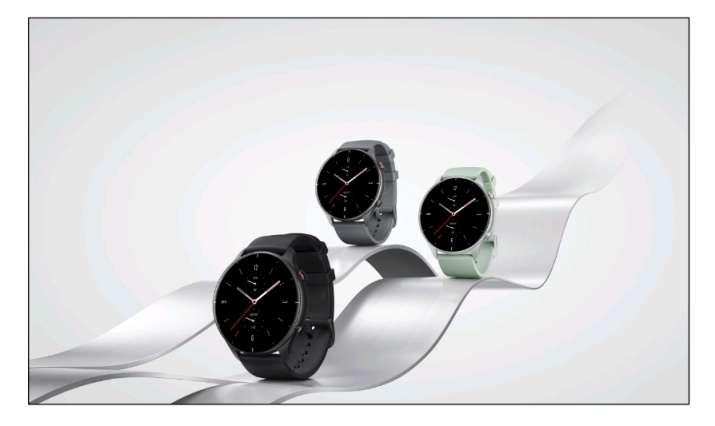 amazfit, smartwatch