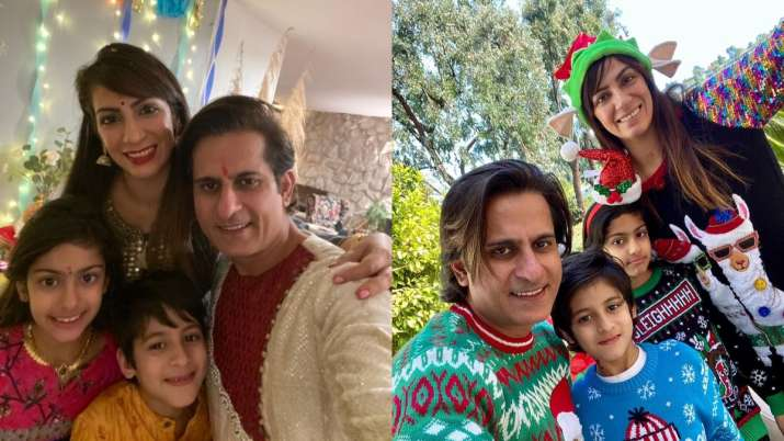 TV actor Amit Sarin and family test positive for COVID-19