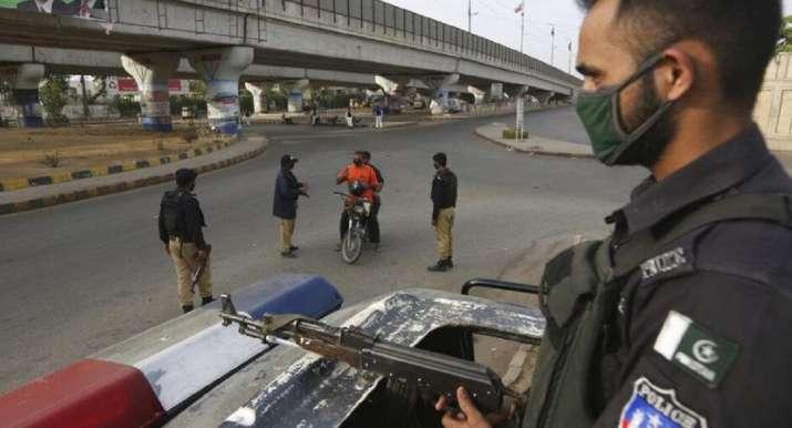 pakistan student arrested